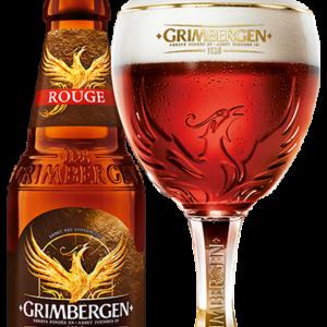 Bière Grimbergen rouge